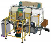Robotized workplace SPV 20/40 DUO
